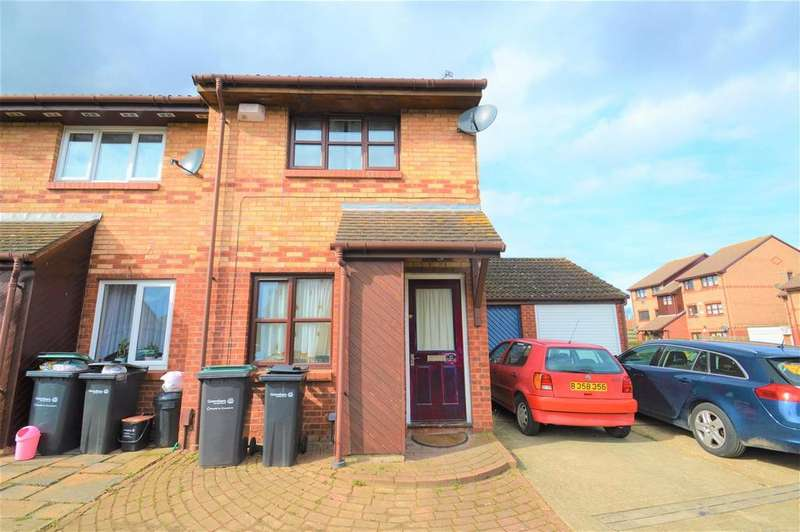 2 Bedrooms Terraced House for sale in Farley Road, Gravesend