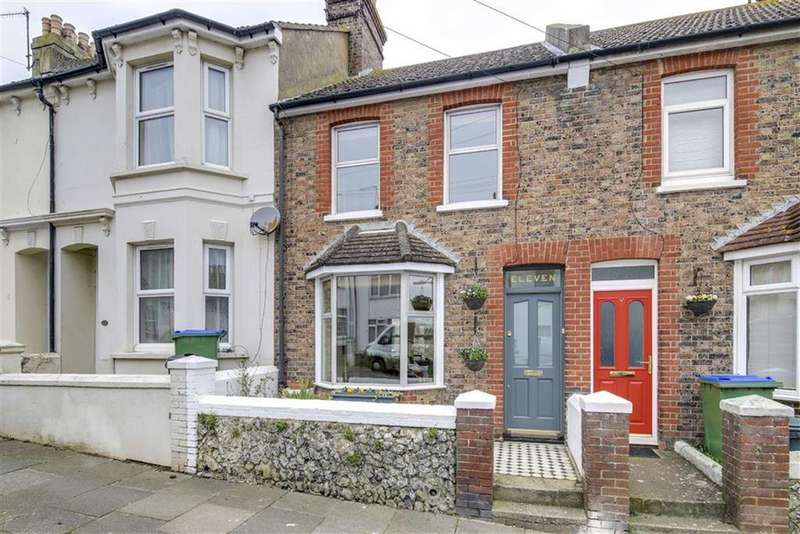 2 Bedrooms Terraced House for sale in Lawes Avenue, Newhaven