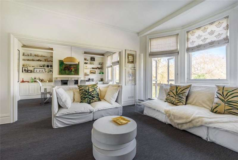 3 Bedrooms Flat for sale in York Mansions, Prince of Wales Drive, London, SW11