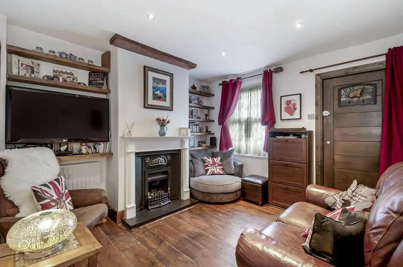2 Bedrooms Terraced House for sale in High Street, East Malling
