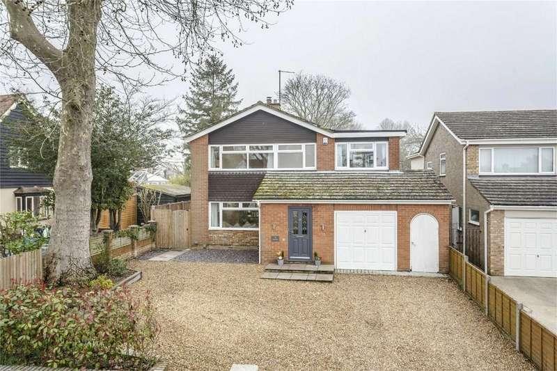 4 Bedrooms Detached House for sale in Maple Grove, BISHOP'S STORTFORD, Hertfordshire