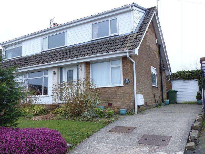 4 Bedrooms Semi Detached Bungalow for sale in Harewood Drive, Oldham