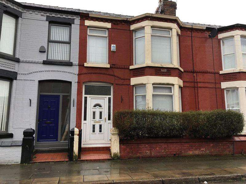 3 Bedrooms Terraced House for sale in Karslake Road Mossley Hill L18