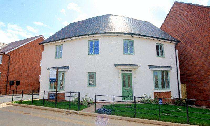 4 Bedrooms Detached House for sale in The Village, Wedgwood Park, Barlaston