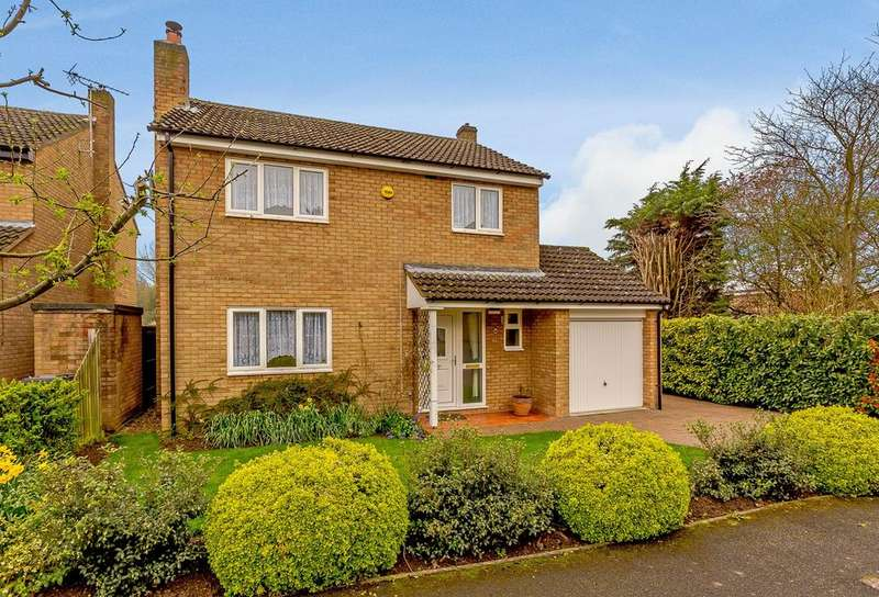 4 Bedrooms Detached House for sale in Chapel Lane, Fowlmere, SG8