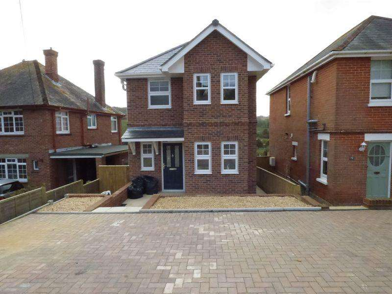 3 Bedrooms Detached House for rent in Clatterford Road, Newport