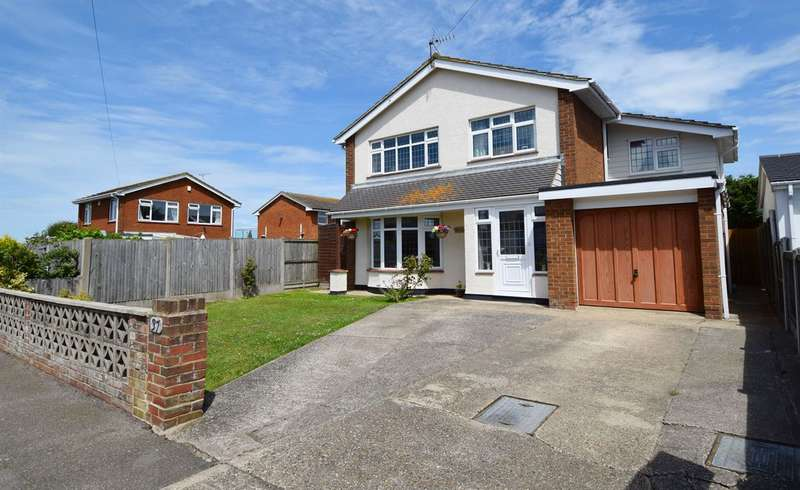 4 Bedrooms Detached House for sale in Cliff Avenue, Herne Bay