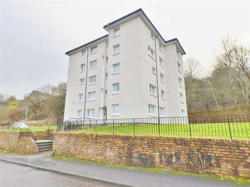 2 Bedrooms Maisonette Flat for sale in Kirkmuir Drive, Rutherglen, Flat 2/2, GLASGOW