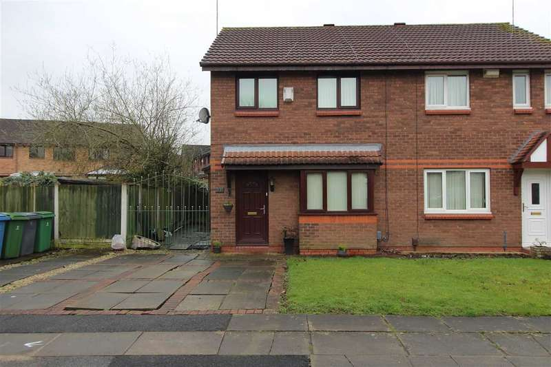 3 Bedrooms Semi Detached House for sale in Abbeyfield Drive, West Derby