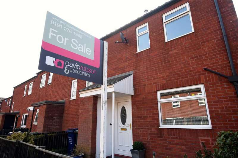 2 Bedrooms Terraced House for sale in Scarborough Court, Newcastle upon Tyne