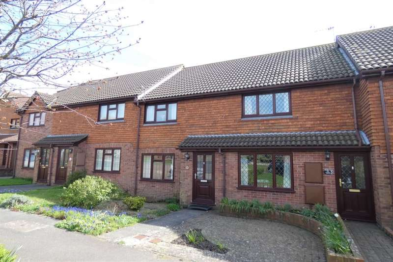 2 Bedrooms Terraced House for sale in Middlemead, Folkestone, CT19