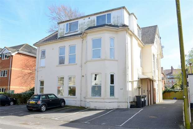 2 Bedrooms Flat for sale in Argyll Road, Bournemouth, Dorset