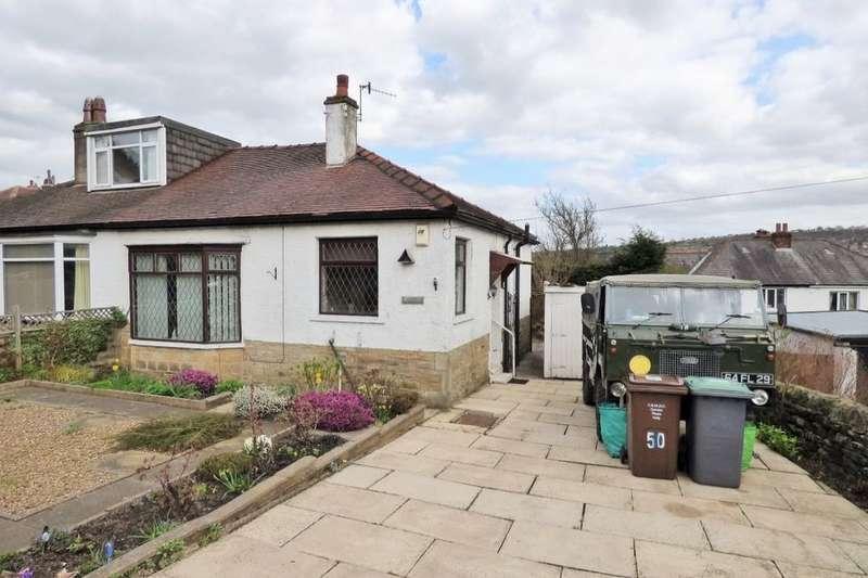 1 Bedroom Semi Detached Bungalow for sale in Woodcot Avenue, Baildon, Shipley, BD17