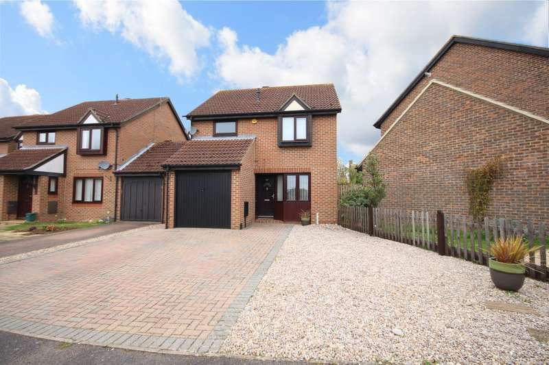 3 Bedrooms Detached House for sale in Ballard Chase, Abingdon, OX14