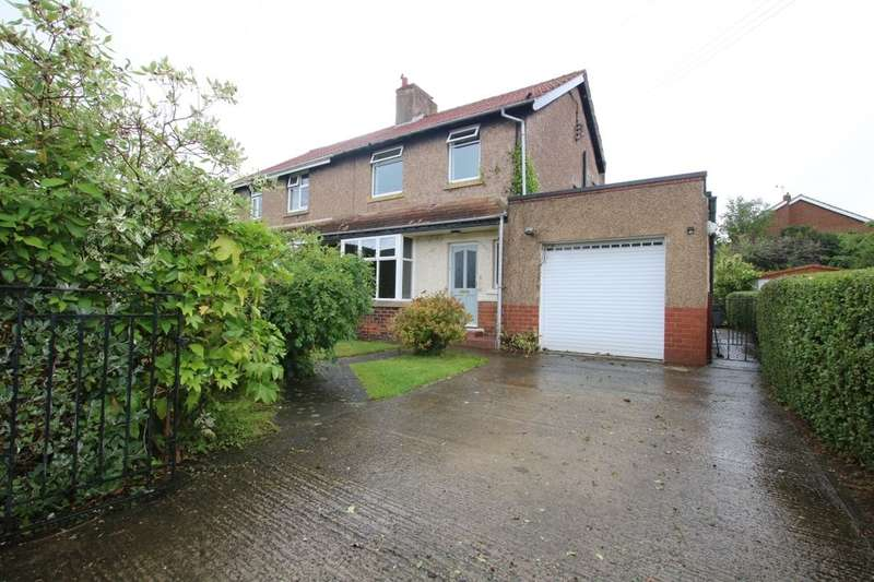 3 Bedrooms Semi Detached House for sale in Norman Road, Rowlands Gill, NE39