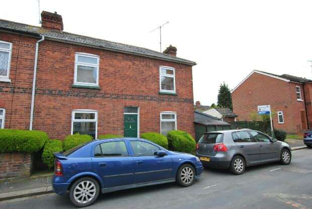 2 Bedrooms Semi Detached House for sale in Wilson Road, West Reading,