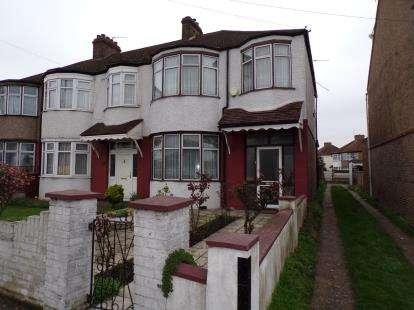 3 Bedrooms End Of Terrace House for sale in Bury Hall Villas, Great Cambridge Road, Edmonton, London