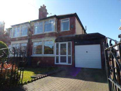 3 Bedrooms Semi Detached House for sale in Birch Avenue, Thornton-Cleveleys, Lancashire, FY5