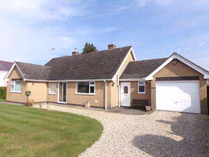 2 Bedrooms Bungalow for sale in Black Brook, Sychdyn, Mold, Flintshire, CH7