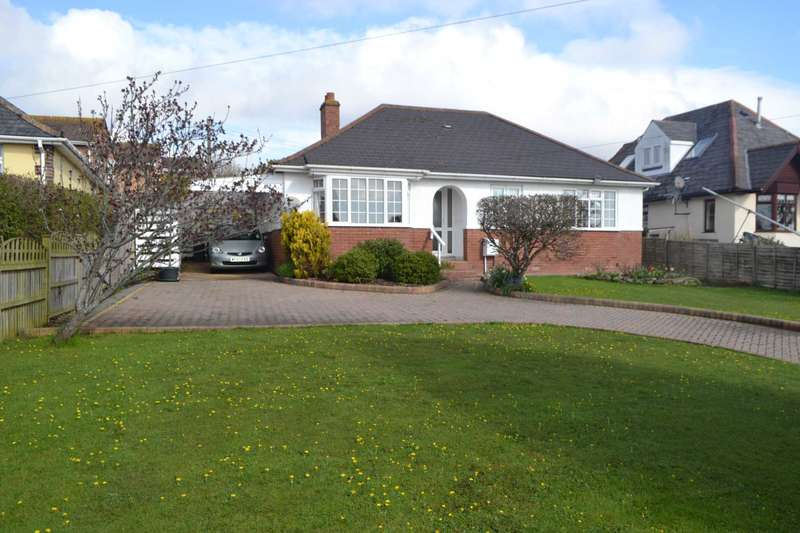 3 Bedrooms Detached Bungalow for sale in St Johns Road, Exmouth