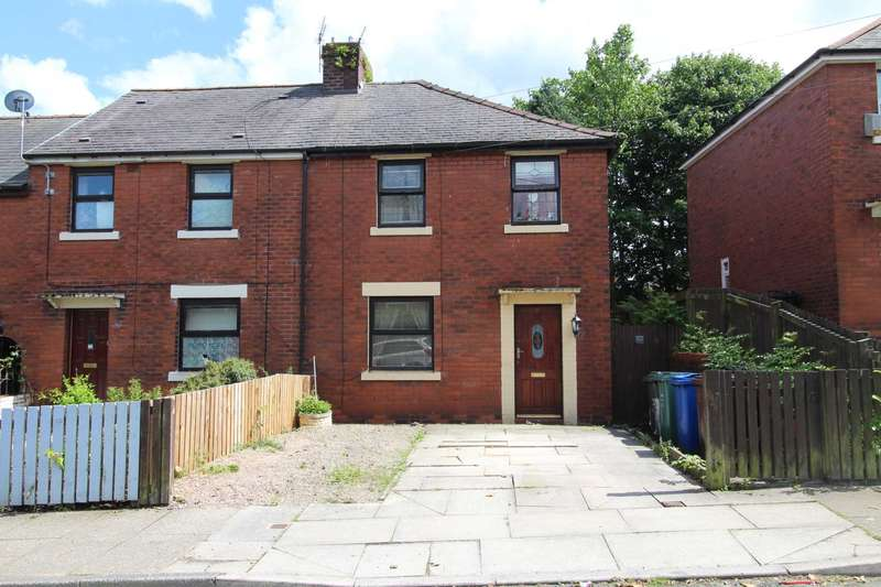 3 Bedrooms Semi Detached House for sale in Polefield Hall Road, Prestwich