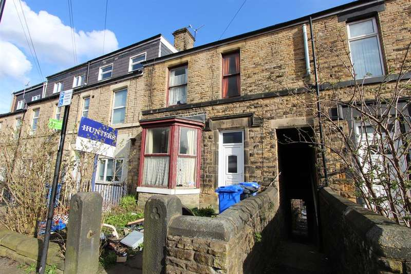 5 Bedrooms Terraced House for sale in Crookesmoor Road, Crookesmoor, Sheffield, S10 1BD