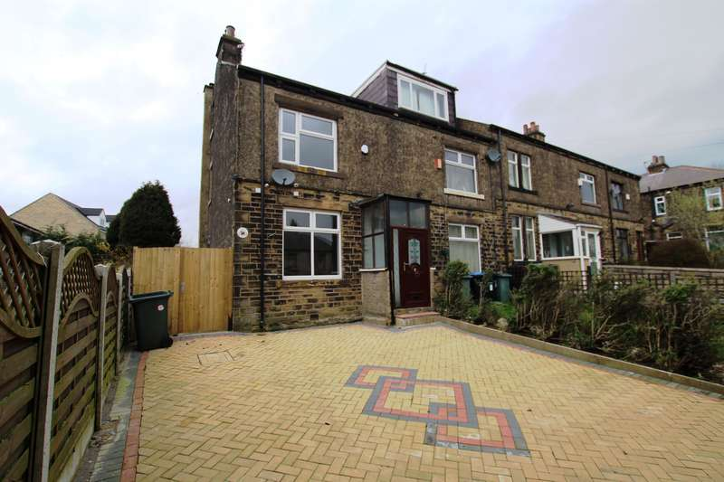 3 Bedrooms End Of Terrace House for sale in White Head Grove, Bradford, West Yorkshire, BD2 3NN