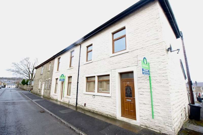 2 Bedrooms Property for sale in St. Huberts Street, Great Harwood, Blackburn, BB6