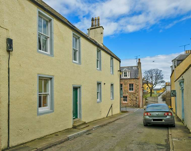 5 Bedrooms Town House for sale in Old Castlegate, Banff, Aberdeenshire, AB45