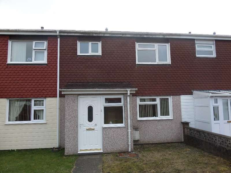 3 Bedrooms Terraced House for sale in Commercial Road, Talywain, PONTYPOOL, NP4