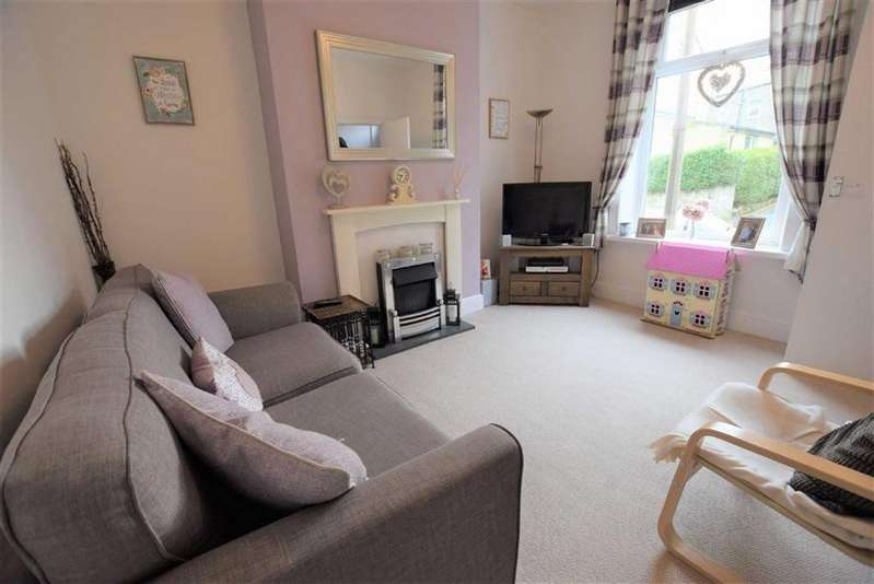 2 Bedrooms Terraced House for sale in North Parade, Barnoldswick, Lancashire