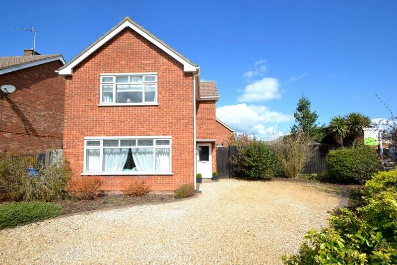 3 Bedrooms Detached House for sale in Dryden Road, Ipswich, IP1 6QU