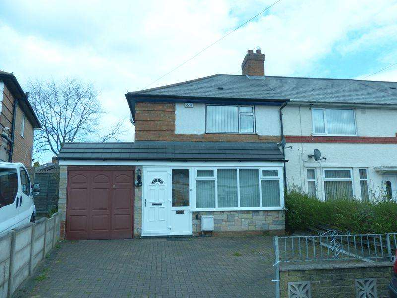 3 Bedrooms Terraced House for sale in Watney Grove, Kingstanding