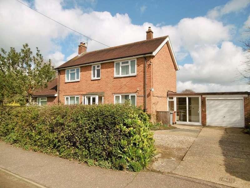 3 Bedrooms Detached House for sale in Aylsham