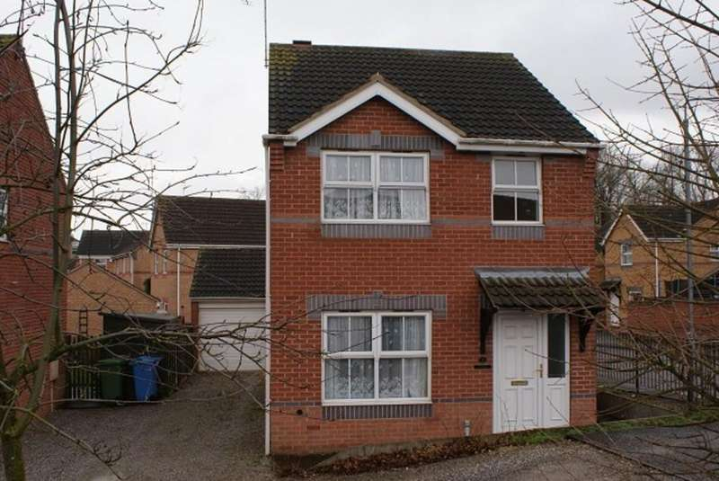 3 Bedrooms Detached House for rent in 9 St. Marks Close, Worksop
