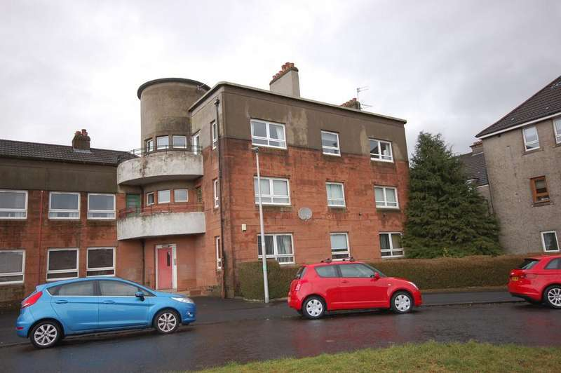 3 Bedrooms Flat for sale in 208e Paisley Road, RENFREW, PA4 8AA