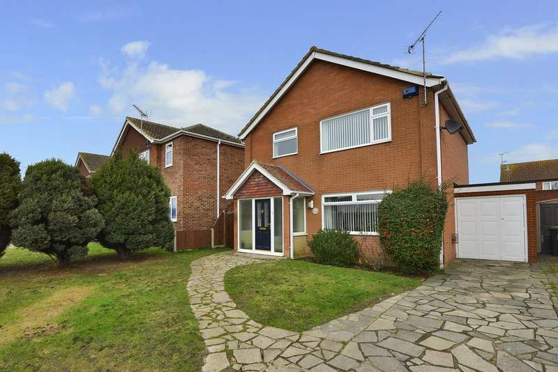 3 Bedrooms Detached House for sale in Greenhill Road, Herne Bay, Kent