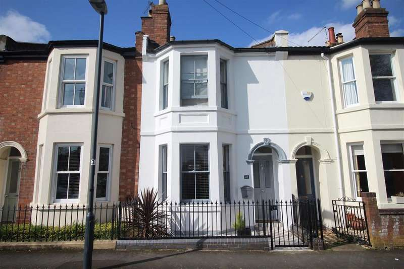 2 Bedrooms Terraced House for sale in Holly Street, Leamington Spa