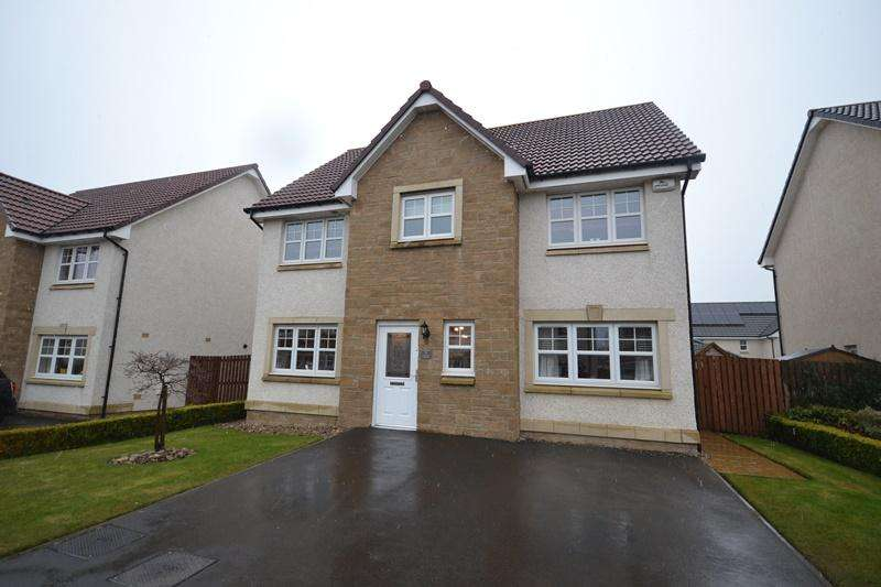 4 Bedrooms Detached House for sale in 9 Cramond Drive, Lenzie G66