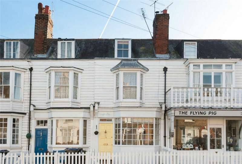 3 Bedrooms Terraced House for sale in Canterbury Road, Whitstable, Kent