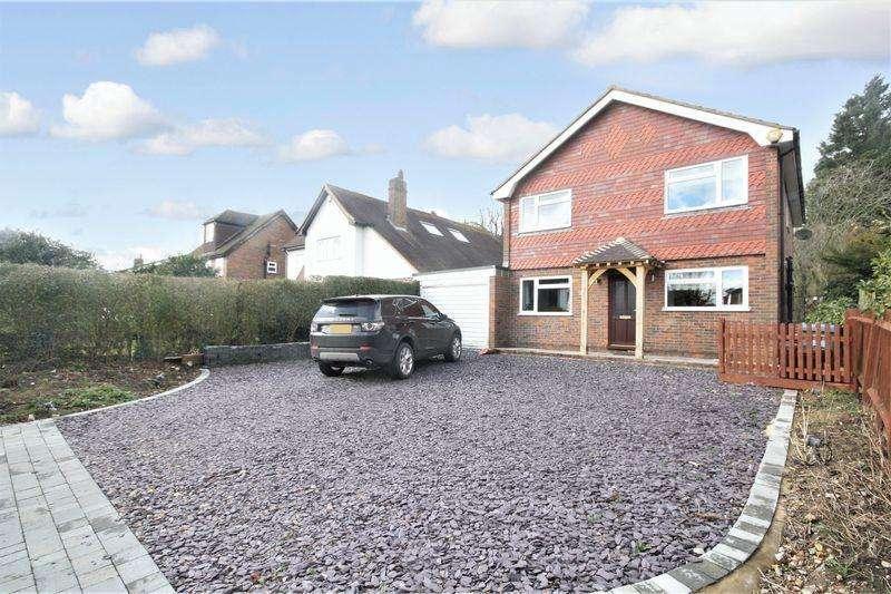4 Bedrooms Detached House for sale in Stangrove Road, Edenbridge