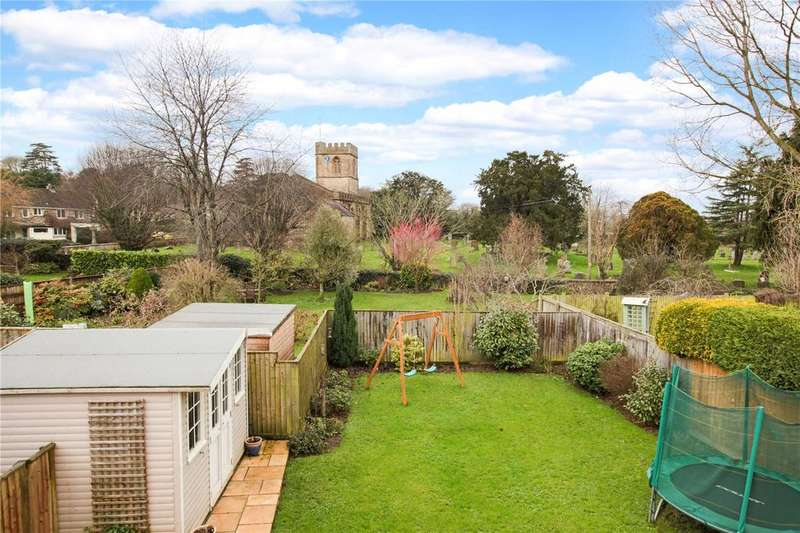 4 Bedrooms Detached House for sale in North Street, Haselbury Plucknett, Crewkerne, Somerset