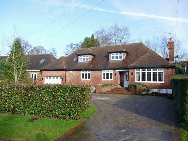4 Bedrooms Detached House for sale in Garth Road, Sevenoaks