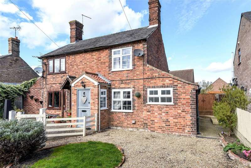 2 Bedrooms Semi Detached House for sale in Station Road, Billingborough, NG34
