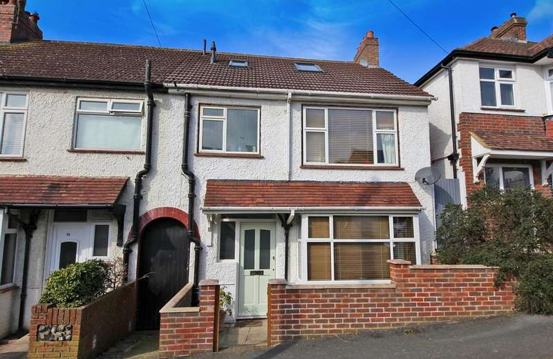 4 Bedrooms Terraced House for sale in Harrington Place, Brighton BN1