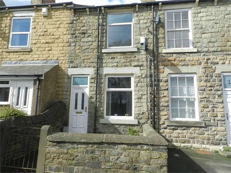 2 Bedrooms Terraced House for sale in Lane End, Chapeltown, SHEFFIELD, South Yorkshire