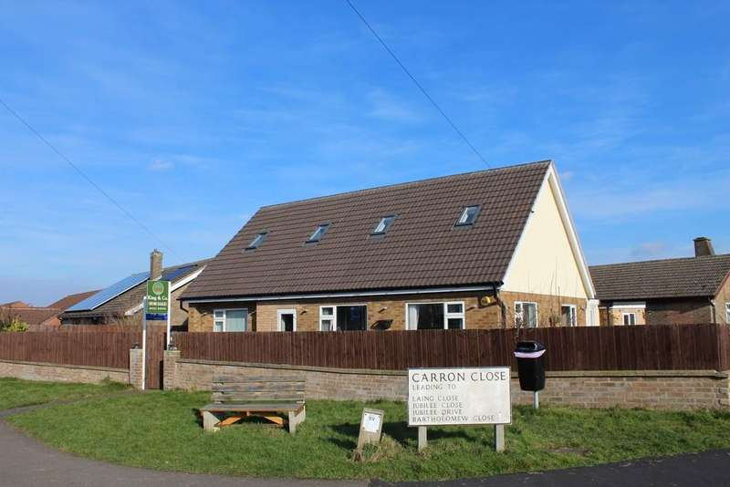 4 Bedrooms Chalet House for sale in Abbey Road, Bardney