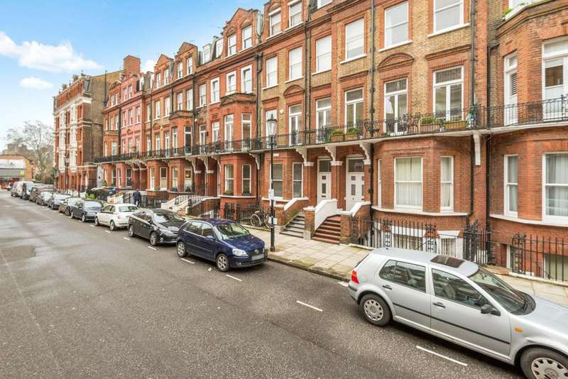 2 Bedrooms Flat for sale in Rosary Gardens, South Kensington