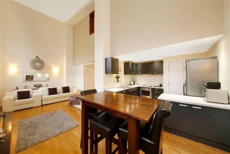 3 Bedrooms Flat for sale in Block E, Gilbert Scott Building, London, SW15