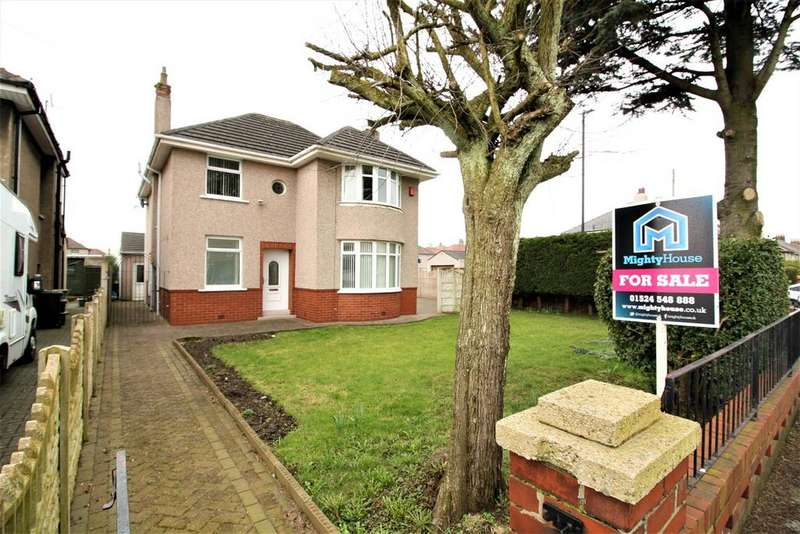 4 Bedrooms Detached House for sale in Torrisholme Road, Lancaster
